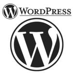 Première version de WordPress